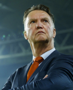 louis van gaal leadership